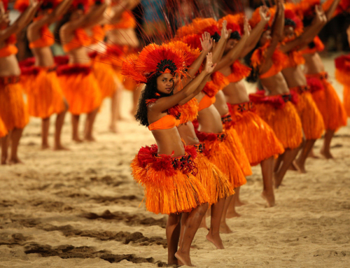 Polynesian music & dance