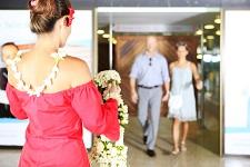 L'accueil à l'aéroport international de Tahiti Faa'a