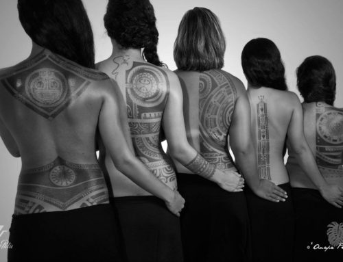 "The ""Tatau I Tahiti Tattoonesia"" Tattoo Festival"
