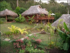 Le Rohotu Fare Lodge