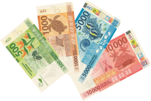 Pacific Franc XPF