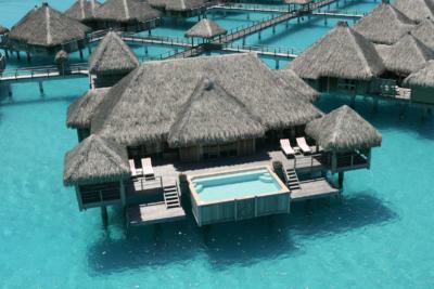 St Regis Bora Bora - Royal Overwater Bungalow