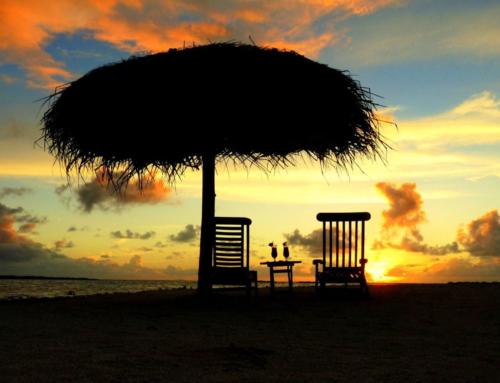Du lever au coucher de soleil polynésien