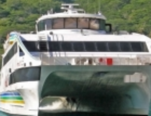 Tahiti/Moorea Crossing: Alterations to Aremiti 5 timetable