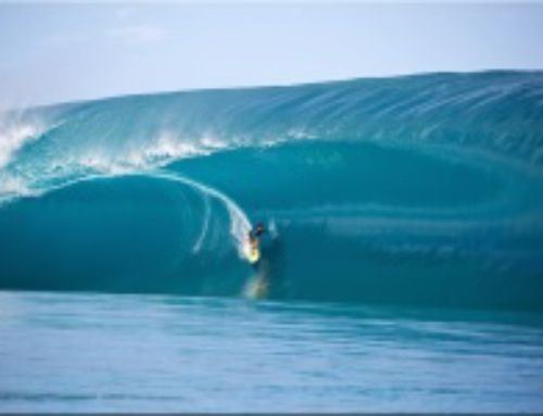 The Mythical Wave of Teahupo'o