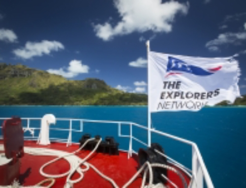 The Explorer Networks honors French Polynesia