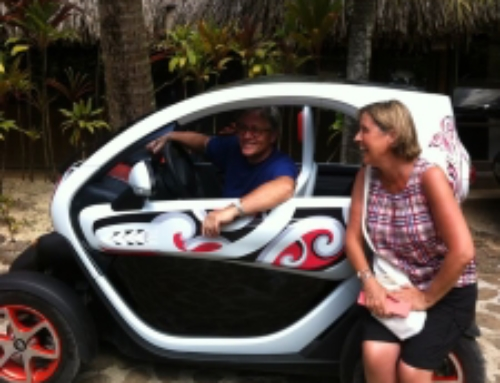 NEW in Bora Bora – A New Car is Coming!