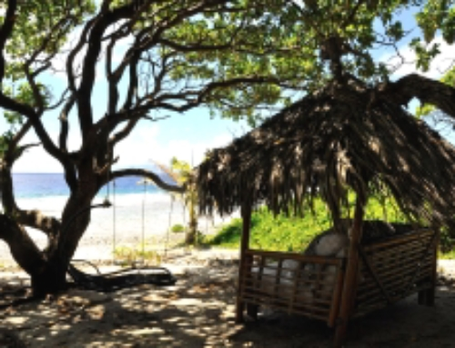 New to Bora Bora! Pension Crusoe… romantic cocoon