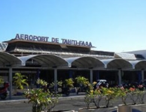 Tahiti Faa'a International Airport: practical information