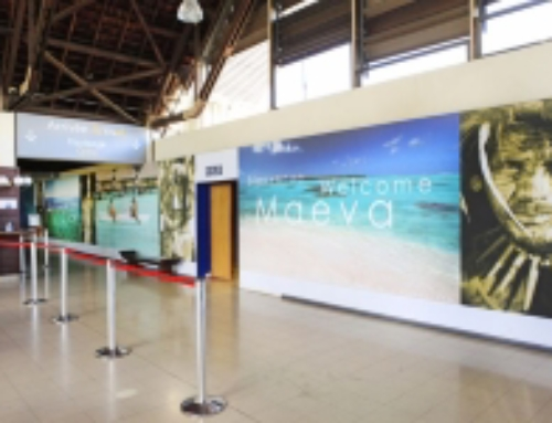 Tahiti International Airport – Stay connected!