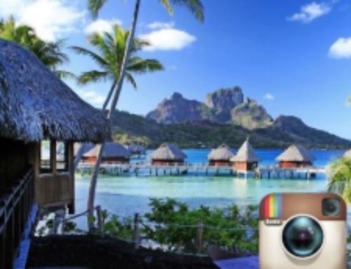 Hotels SOFITEL join Instagram