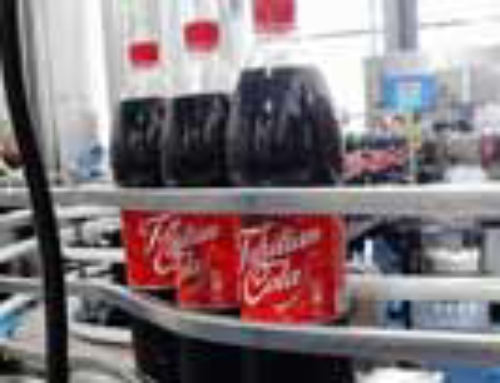 Tahiti is producing its own Cola