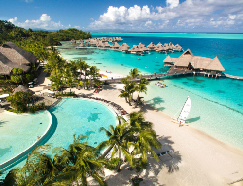 On Bora Bora, the Hilton becomes Conrad