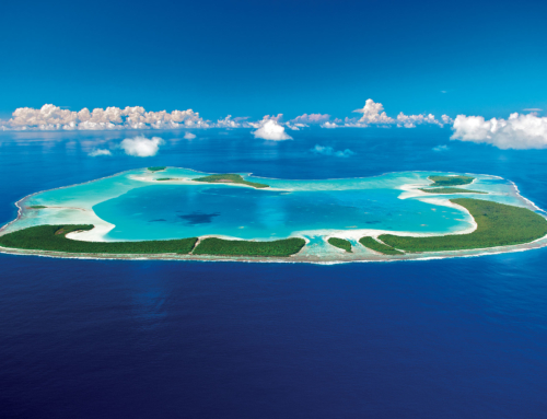 Tetiaroa – The Birds Island