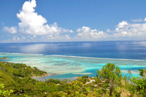 View on Moorea