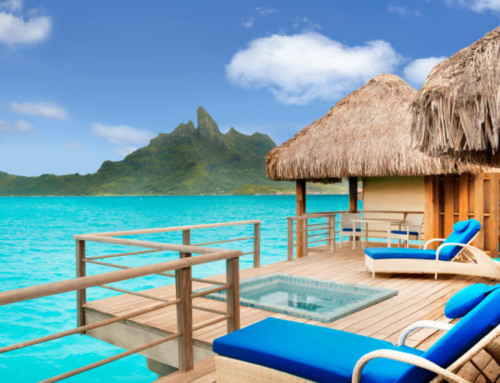 New Photos for the St. Regis Resort Bora Bora