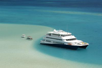 Croisière Haumana dans les îles sous le vent de Polynésie française
