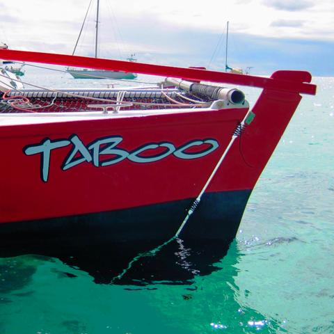 Taboo - Moorea
