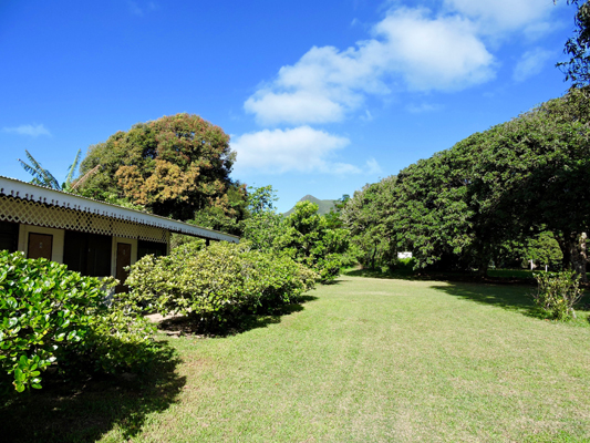 Guest House Taitaa in Tubuai - Austral Islands