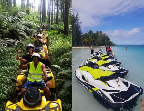 New! Huahine Adventure