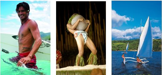 Polynesians' favorite sports
