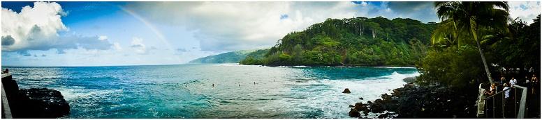 Tahiti and its marvelous bays