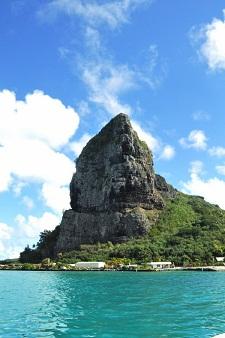 A la découverte de l'île secrète
