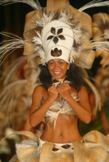The Polynesian dances - a living art