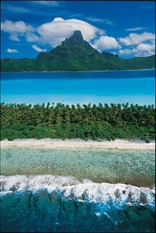 La merveilleuse Bora Bora