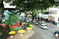 Downtown Papeete
