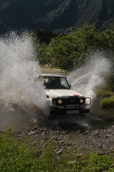 A great 4-wheel safari in the Maroto valley