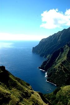 De magnifiques vues sur l'océan