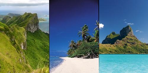 Des îles et des légendes