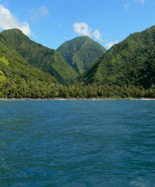 The Peninsula of Tahiti