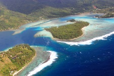 The marvelous Huahine
