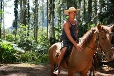 Equestrian excursion