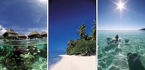 Tahiti & Her Islands