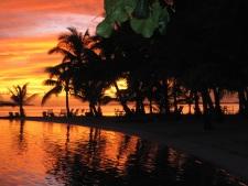 A marvellous sunset