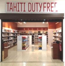Tahiti Faaa Airport Duty Free