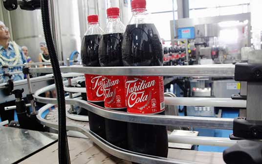 The New Tahitian Cola