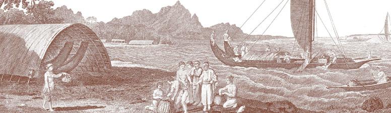 La Polynésie d'autrefois