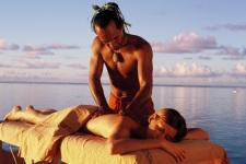 Le Taurumi, massage polynésien