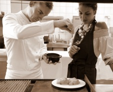 Cuisine Workshop at the St Regis Bora Bora Resort