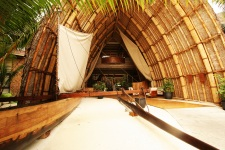The authentic Polynesian touch of the Taha'a Island Resort & Spa