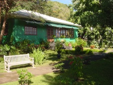 The Museum of James Norman Hall in Tahiti