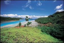 Point de vue de Huahine