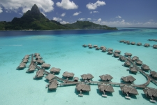 Bora Bora et ses magnifiques hôtels