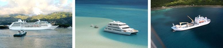 Exceptional cruises