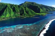 Tahiti's Peninsula