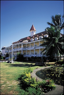 The townhall of Papeete